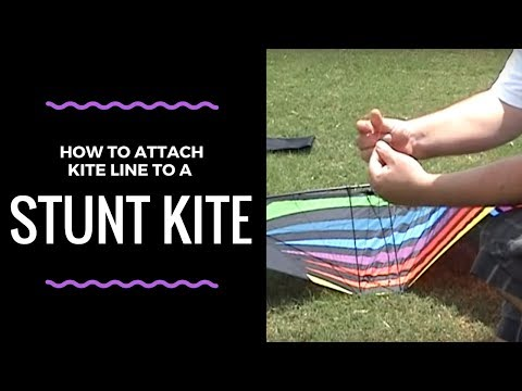 how to build a stunt kite