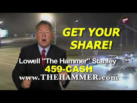 """Get Your Share - Lowell """"The Hammer"""" Stanley"""