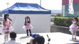 2017/05/14 15時05分~ Crystal Rainbow Party mini ATC ウミエール広場...