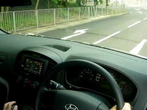 Hyundai STAREX H1 A/T H.K