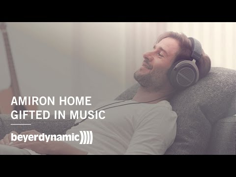 Amiron home - Gifted in music