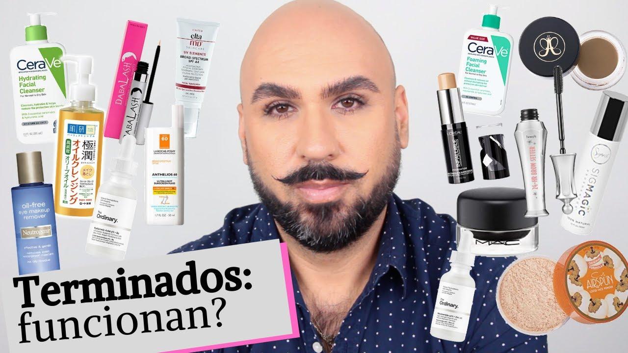 PRODUCTOS TERMINADOS   CERAVE   AIRPSUN   MAC