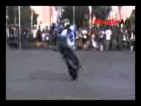 bambangmbc U biker 2010 feestrack