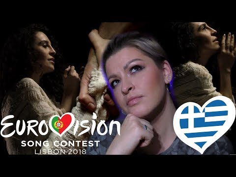 ГРЕЦИЯ | РЕАКЦИЯ | ЕВРОВИДЕНИЕ 2018 / EUROVISION 2018 | GREECE | REACTION 2