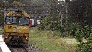 Trains around Sydney (Volume 1)
