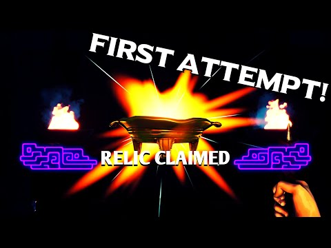 Relic on my first attempt! Phantom abyss Gameplay part 1 |