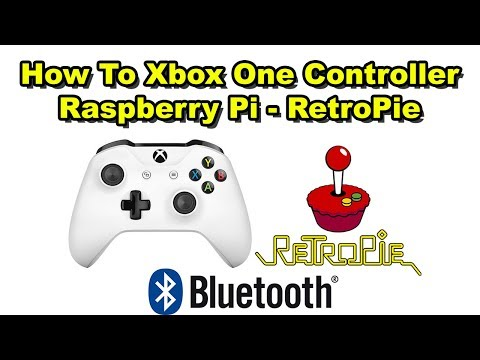 How To Pair Xbox One Bluetooth Controller With RetroPie