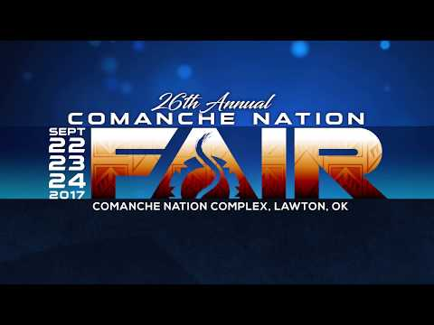 Comanche Nation Fair 2017