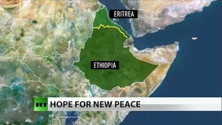 Peace After 20 Years: Ethiopia and Eritrea Sign Agreement