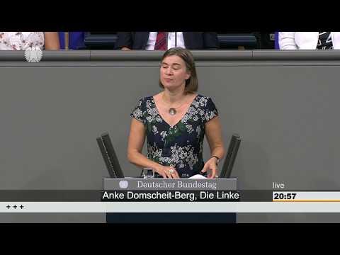 Anke Domscheit-Berg, DIE LINKE: Zwergenschritte beim Breitband