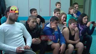 Детские республиканские соревнования по тяжелой атлетике(2016.11.03 Донецк., 2016-11-04T07:54:53.000Z)