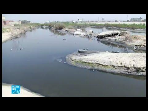التلوث يطال 97 بالمئة من مياه الشرب في غزة!!!  - 16:23-2018 / 4 / 20