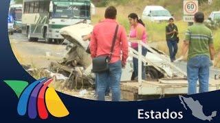 Fatal accidente en Comala; choca autobús con jornaleros | Noticias de Colima