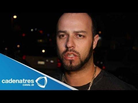 Esteban Loaiza detenido por beber en la via publica con dos sexoservidoras