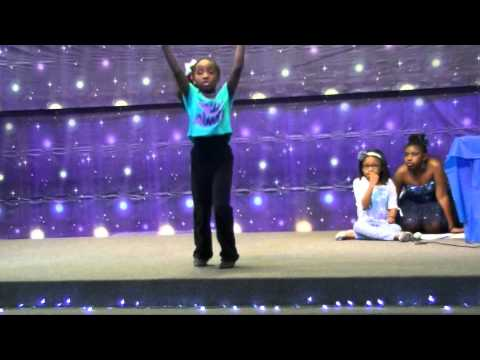 Jayda - 2013 Harmony Leland Elementary School Idol Talent Show (3-15-13)