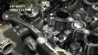 Часть 7  Неисправности и ремонт дизельного двигателя ДИСКАВЕРИ   часть(Хронология процесса диагностики и ремонта дизельного двигателя 2,7 ТД на Дискавери 3. Разрушение коленвала..., 2015-04-15T13:20:55.000Z)