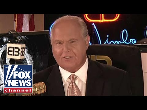 Limbaugh: The objective