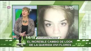 La nueva vida e imagen de Viviana Flores