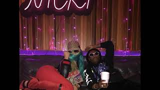 Video Wizkid Having Fun With Nicki Minaj In The Studio in USA As They Freestyle Their download MP3, 3GP, MP4, WEBM, AVI, FLV Agustus 2018