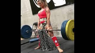 Heavy Deadlift Workout - Crossfit motivation   Crossfit Athlete