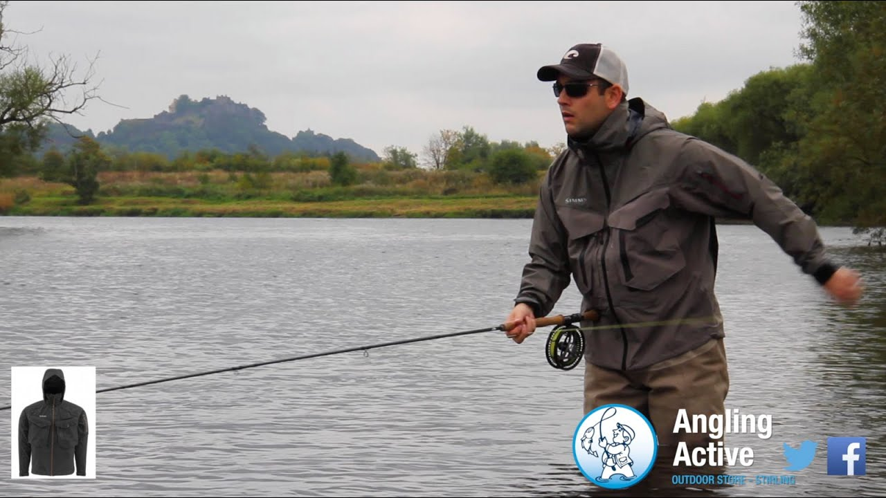 b2284bcdefb3 Simms G4 Pro Jacket – Gore-Tex Fishing Jacket – 2015 Product Review ...