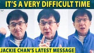 Jackie Chan's Humble Request - 04-04-2020 Tamil Cinema News