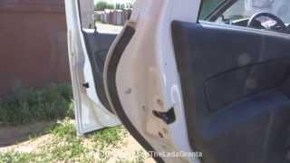 видео Уплотнитель резиновый от Лады Калина