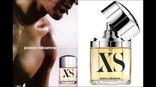 XS By Paco Rabanne Fragrance Review (1994)