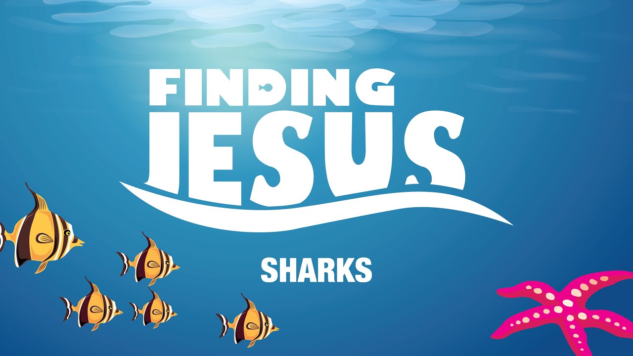 Finding Jesus Under the Sea 3: Sharks