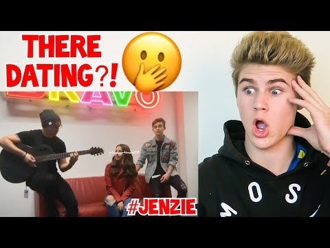 NEW SONG?! JOHNNY & MACKENZIE  WHAT IF I TOLD YOU I LIKE YOU **LEAKED** REACTION 2017