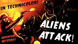 World War II: The Alien Front