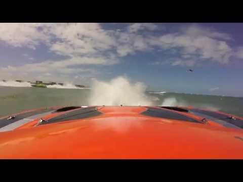 2015 Cocoa Beach Superboat Grand Prix - #03 CMS MTI Offshore Racing