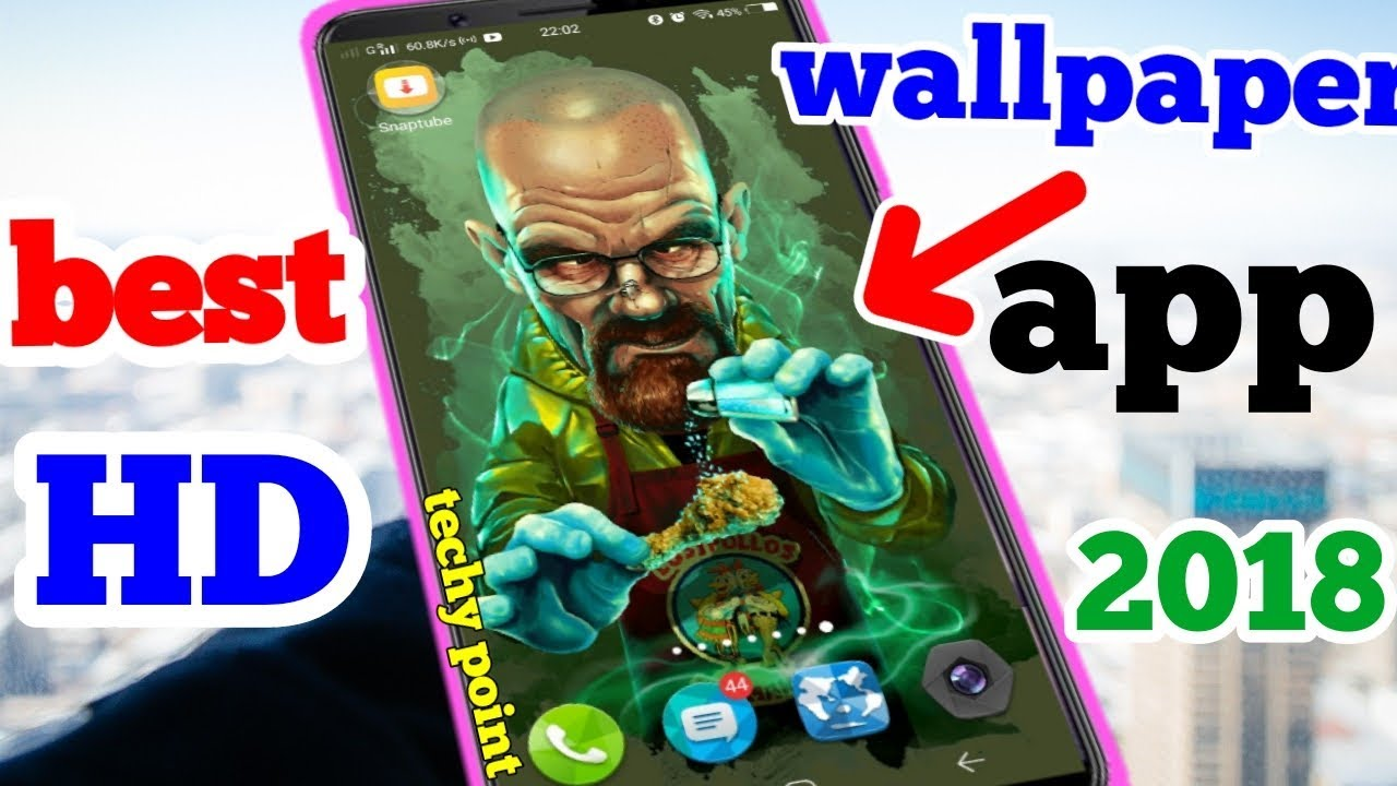 Best hd wallpaper apps for android 2018 in hindi graffiti wallpaper top wallpaper techy point