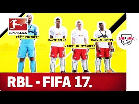 EA Rating Reveal | RB Leipzig