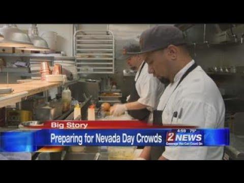 10/27 5pm Carson Businesses Prepare for Nevada Day