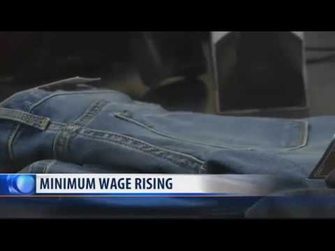 Minimum wage increasing in Montana