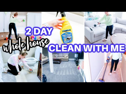 *HUGE* EXTREME WHOLE HOUSE CLEAN WITH ME 2021 | ALL DAY SPEED CLEANING MOTIVATION | CLEANING ROUTINE