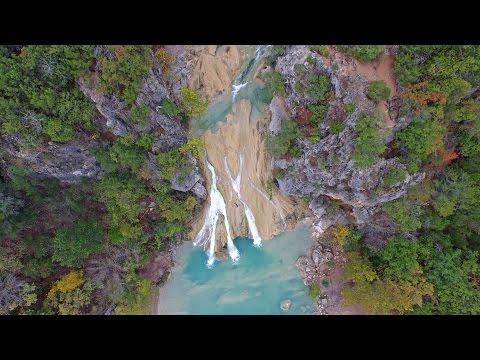 Turner Falls, Oklahoma (November 2, 2015)