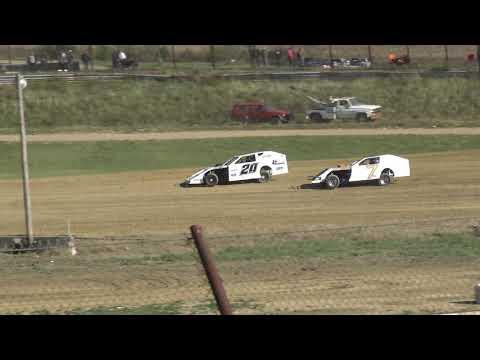 Brushcreek Motorsports Complex | 11/3/19 | Modifieds | Heat 3