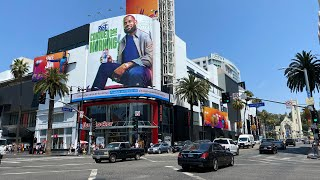 Los Angeles LIVE Exploring Hollywood (July 17, 2021)