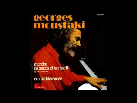 Georges Moustaki - En Méditerranée [Audio - 1971]