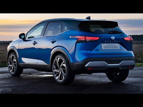 2022 Nissan Qashqai - interior Exterior and Driving