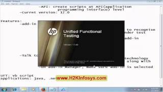 hp uft 12 uft 12 training videos   qtp tutorials for beginners part 2