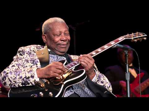 BB King-  Ain't Nobody Home Featuring Daryl Hall