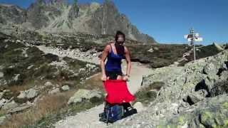 Hiking around Chamonix valley, Mer de Glace and Lac Blanc.