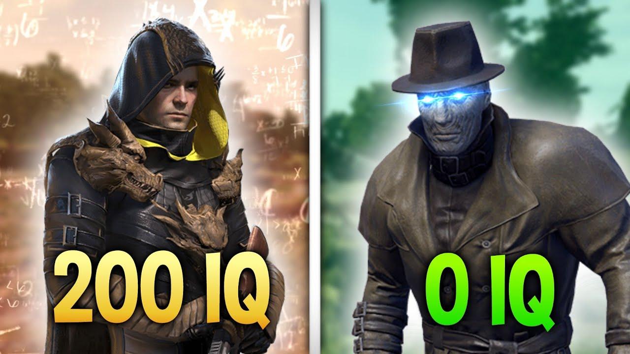 200 IQ vs 0 IQ (PUBG Mobile FUNNY & WTF MOMENTS)
