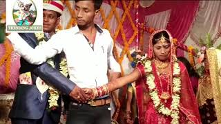 When fun become embarrassment for bride and groom