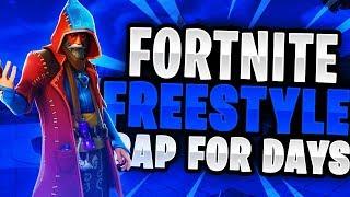 Fortnite Freestyle Rap pour les jours