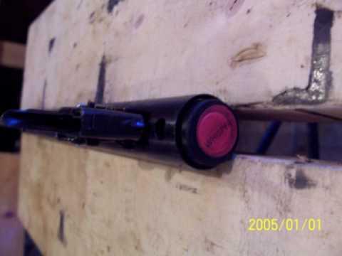 Gamo Hunter Gas Ram/Nitro Piston Instalation - YouTube
