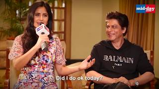 Shah Rukh Khan, Katrina Kaif and Anushka Sharma Play the ZERO Game | Zero Movie